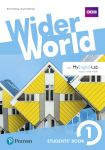 Книга Wider World 1 Students' Book with MyEnglishLab Pack