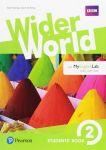 Книга Wider World 2 Students' Book with MyEnglishLab Pack