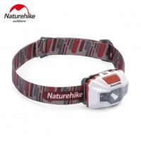 Фонарь налобный NatureHike TD-02 Rechargeable (NH00T002-D)