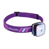 Фонарь универсальный Naturehike TD-04 Multifunctional purple (NH00T004-D)
