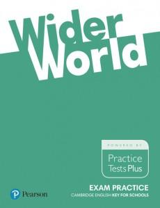 Книга Wider World Exam Practice: Cambridge English Key for Schools