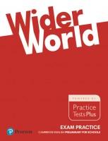 Книга Wider World Exam Practice: Cambridge Preliminary for Schools