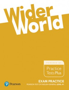 Книга Wider World Exam Practice: Pearson Tests of English General Level Foundation (A1)
