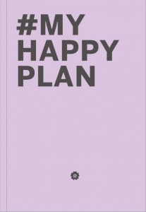 Книга My Happy Plan (Лавандовый)