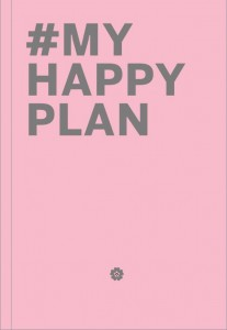 Книга My Happy Plan (Пудровый)