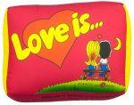 фото Подушка 'Love is...' Красная #2