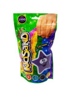 фото Набор креативного творчества Danko toys KidSand 'Кинетический песок' (1000г) (7807DT) #5