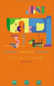 Защитная пленка Just Ultra Crystal Screen Protector для iPad mini 1/2/3/4 глянцевая (JST-CRLSP-IPDM2)