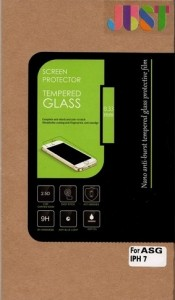Защитное стекло Just Diamond Glass Protector 0.3mm (Kraft) for iPhone 7 (JST-DMDGP-IP7)