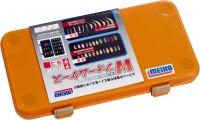Коробка Meiho W Form Case yellow/orange (17910368)
