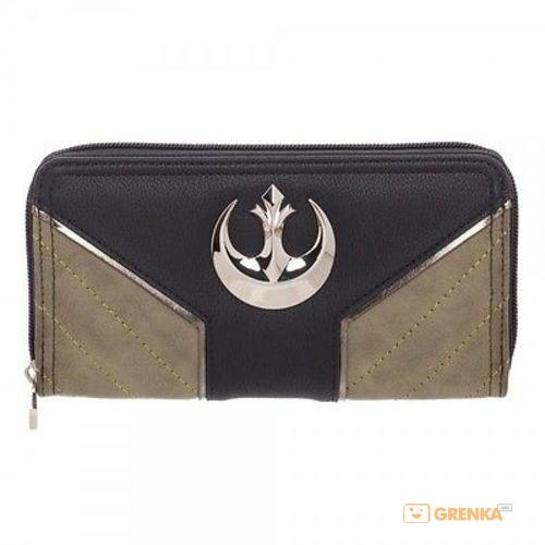 Купить Бумажник Bioworld 'Rogue one jyn inspired zip around wallet' (GW4KX1STW)