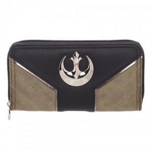 Подарок Бумажник Bioworld  'Rogue one jyn inspired zip around wallet' (GW4KX1STW)