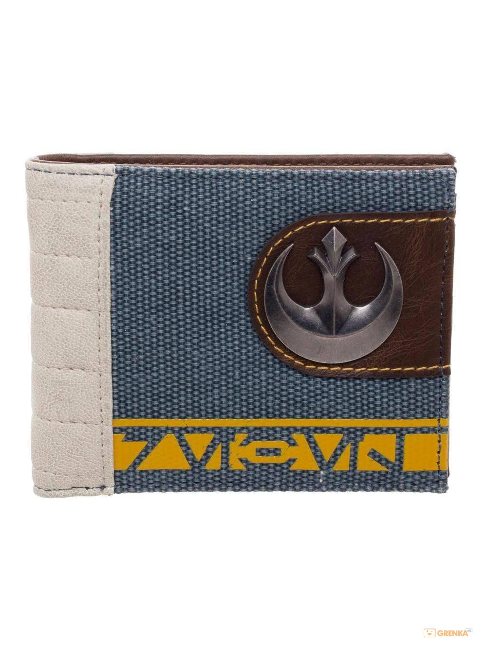 Купить Бумажник Bioworld 'Rogue one men's wallet' (MW4KSBSTW)