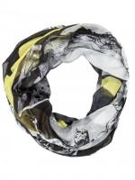 Подарок Шарф Bioworld 'Batman logo on black and white all over infinity scarf' (SF3P2RBTM)
