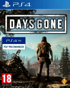 игра Days Gone PS4