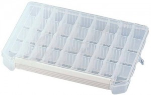 Коробка Meiho Clear Case C-800NS (17910466)