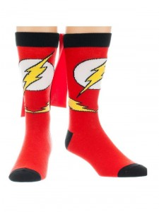 Подарок Носки Bioworld 'DCO Flash Cape Crew Sock'(CR3ECFDCO)
