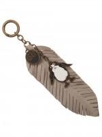 фигурка Брелок  Bioworld 'Star Wars The Last Jedi Porg pu feather keychain' (KE5M6BSTW)