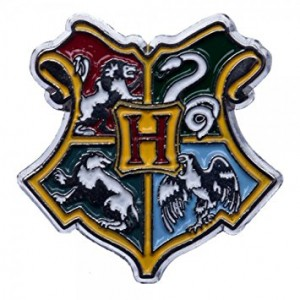 Подарок Значок Bioworld 'Harry Potter - hogwarts crest enamel lapel pin' (LP3QNCHPT)
