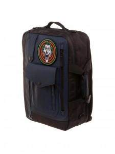 Рюкзак Bioworld 'The Joker Batman DC Comics Convertible Backpack Messenger Bag' (BP4VVWBTM)