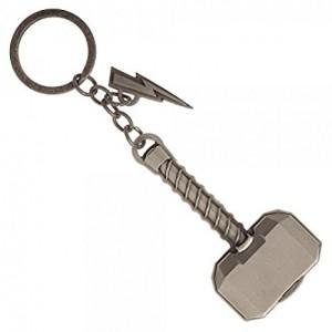 фигурка Брелок  Bioworld 'Marvel Thor Ragnarok Mjolnir Hammer Lightning Key Chain' (KE5W1WTRG)