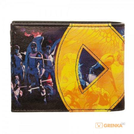 Купить Бумажник Bioworld 'Marvel X-Men Fabric Applique Bifold wallet' (MW4L9CXMN)