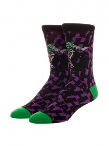 Подарок Носки Bioworld 'DC Comics Batman Joker HAHA Crew Socks' (CR4FQRBTM)