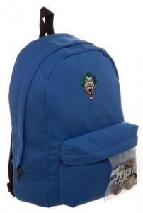 Рюкзак Bioworld 'Joker canvas backpack w/ patch it kit' (BP5DTIBTM)