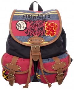 Рюкзак Bioworld 'Harry Potter Hogwarts Alumni Knapsack Backpack' (JK4HFMHPT)