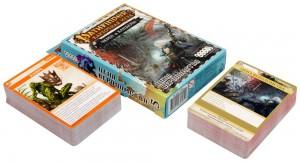 фото Настольная игра Hobby World 'Pathfinder. Карточная игра: Череп и Кандалы. Колода приключения Цена вероломства' (1705) #3