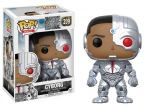 фигурка Фигурка Funko POP! Vinyl 'DC: Justice League - Cyborg' (13487)