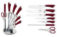 Набор ножей Berlinger Haus 'Infinity Line' 8 предметов (BH-2045)