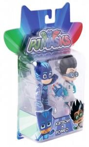 фото Игровой набор PJ Masks 'Герои в масках - Кэтбой и Ромео' (32600) #4
