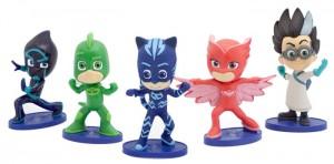 фигурка Игровой набор PJ Masks 'Герои в масках - Коллекция героев' (33442)
