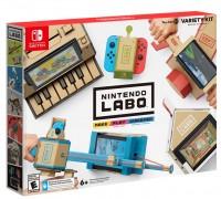 Інтерактивний картонний конструктор Nintendo Labo Toy-Con 01 Variety Kit