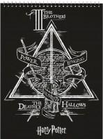Книга Планшет для записи 'Дары смерти'