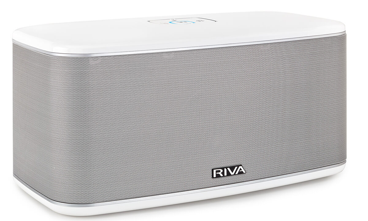 Купить Мультирум акустика RIVA Festival Multi-Room+ Wireless Speaker White (RIVAFSW)