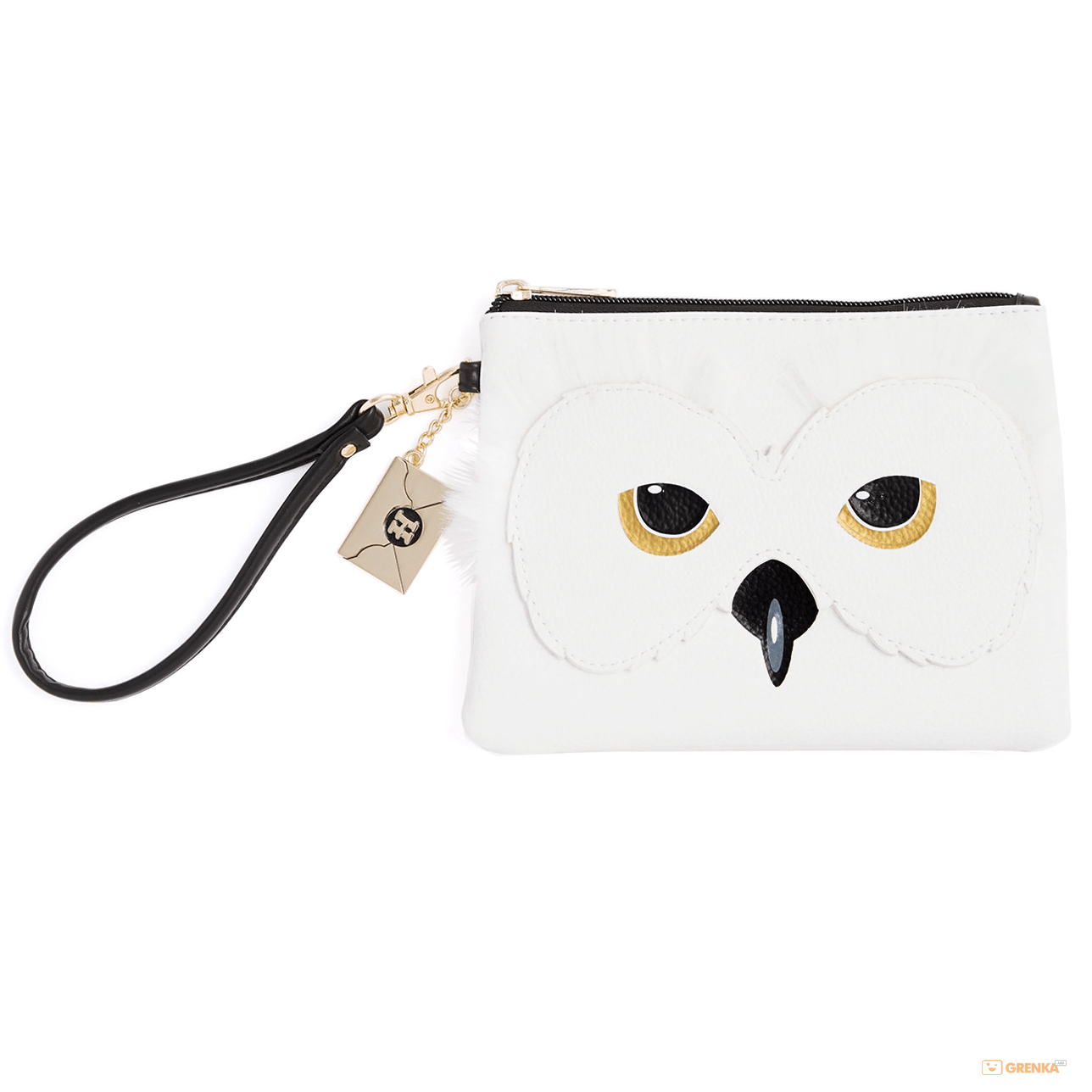 Купить Кошелек Bioworld 'Harry Potter - Hedwig Wristlet With Charm Wallet - White' (GW5UMHHPT)