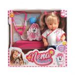 Говорящая кукла Bambolina Nena Доктор (BD382-50SKDRU)