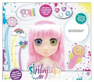 Кукла-манекен Shibajuku Модница c аксессуарами (HUN6460)