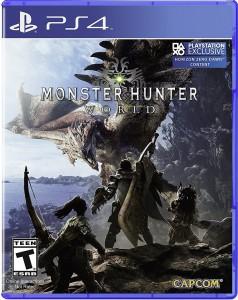 игра Monster Hunter: World (PS4)