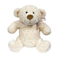 Мягкая игрушка Grand Медведь белый с бантом 33 см (3301GMU)