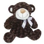 Мягкая игрушка Grand Медведь коричневый с бантом 40см (4001GMU)