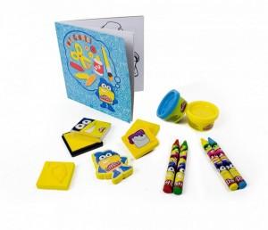 фото Набор для творчества Play-Doh Рюкзак Скай (CPDO090) #4