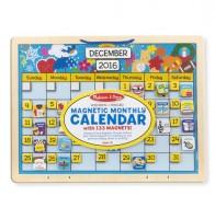 Магнитный дневной календарь Melissa & Doug (MD9253)