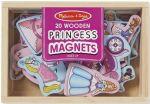 Фигурки на магнитах Melissa & Doug 'Принцессы' (MD19278)
