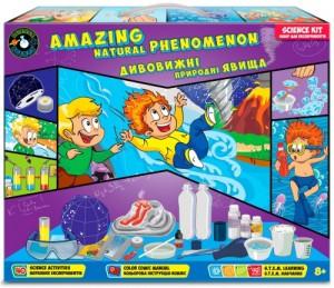 Научный набор Science Agents 'Удивительные природные явления' (45047)