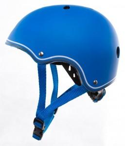 Шлем защитный детский GLOBBER синий XS (3429325001009)