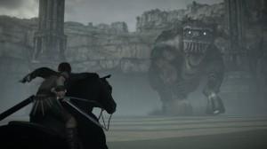 скриншот Shadow of the Colossus. В тени колосса (PS4, русская версия) #2