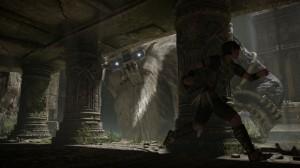 скриншот Shadow of the Colossus. В тени колосса (PS4, русская версия) #4
